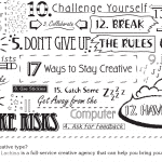 17 Ways to Stay Creative Illustration