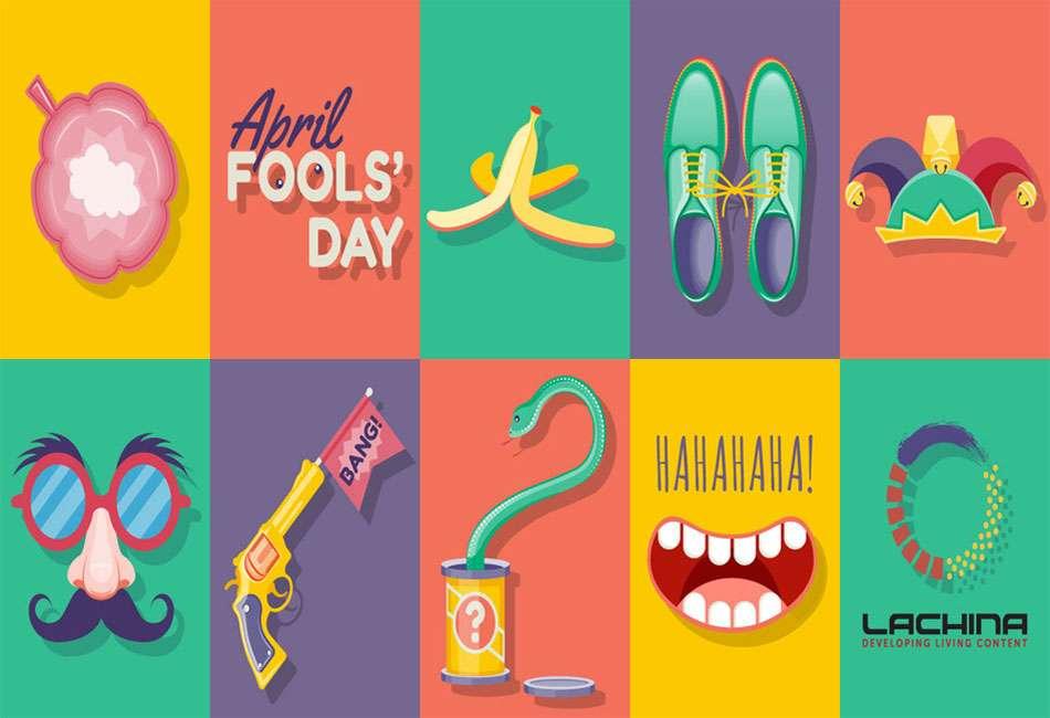 April Fools Day 2017 Illustration