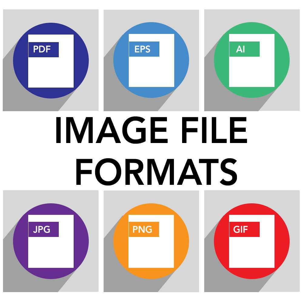 Vector and Raster Image File Formats
