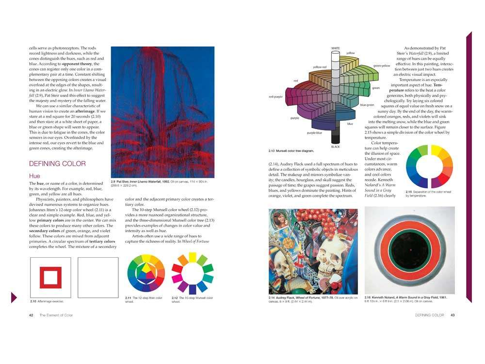 Defining Color Page Layout Design