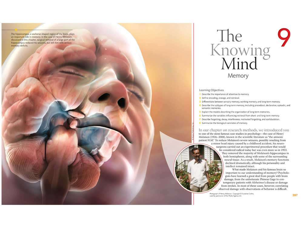 The Knowing Mind Page Layout Design