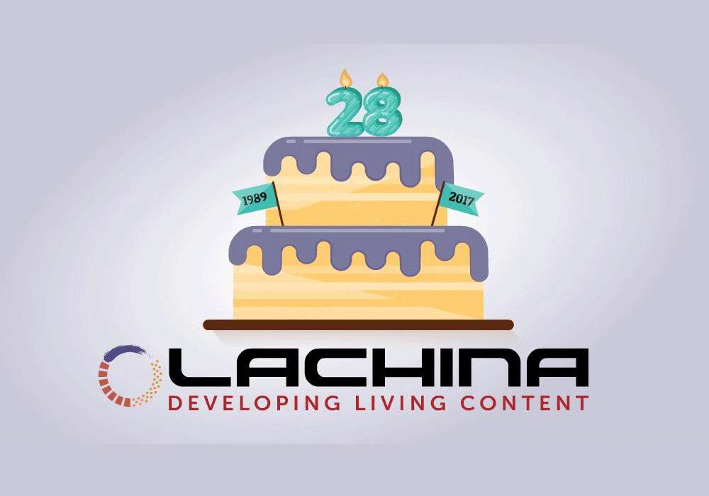 Lachina Creative's 28th Anniversary
