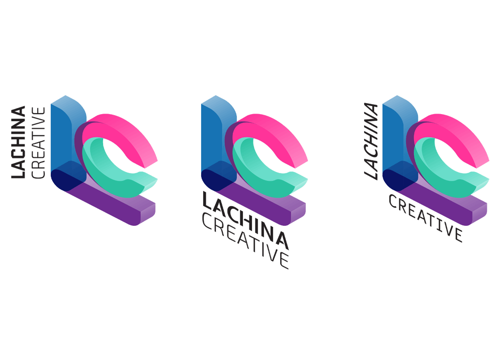 Lachina Creative Logo Design