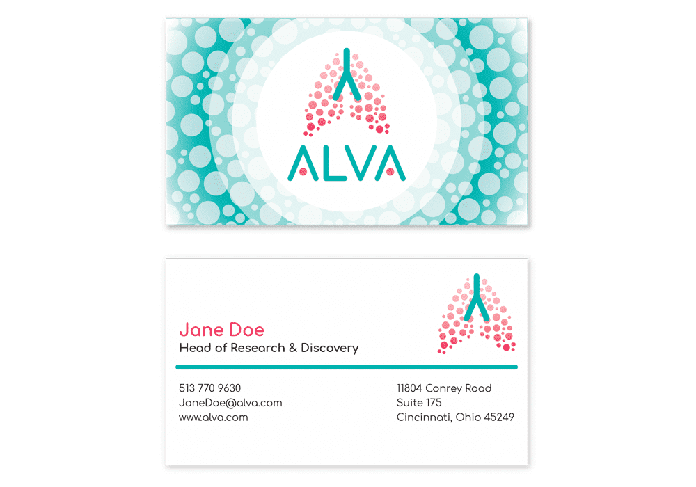 Healthcare Business Card Design