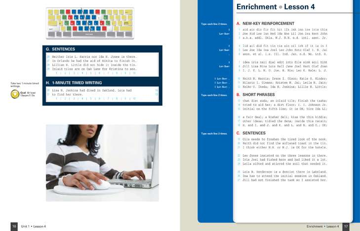 Enrichment Lesson 4 Page Layout Design